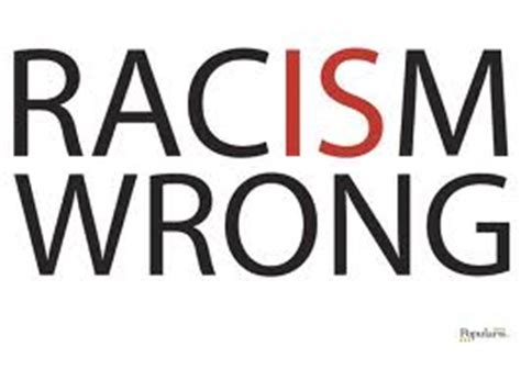 Essay on racism in america today